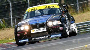 Erneutes Podium für das W&S Motorsport Team